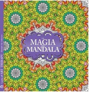 La magia dei mandala libri da colorare for Refresh significato