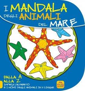 Mandala degli Animali del Mare - Libro