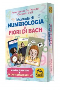 Manuale di Numerologia e Fiori di Bach - Libro