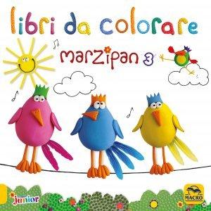 Marzipan 3 - Libro