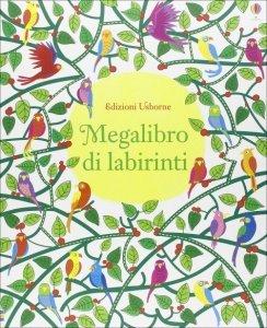 Megalibro di Labirinti - Libro