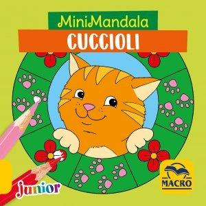 Minimandala Cuccioli - Libro