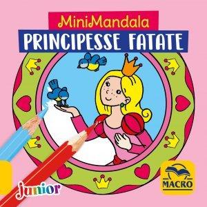Minimandala Principesse Fatate - Libro