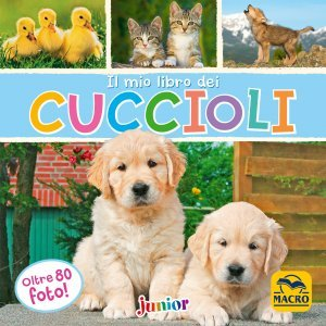 Il Mio Libro dei Cuccioli - Libro