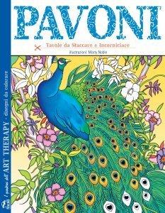 Pavoni - I Quaderni dell' Art Therapy USATO - Libro