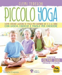 Piccolo Yoga USATO - Libro