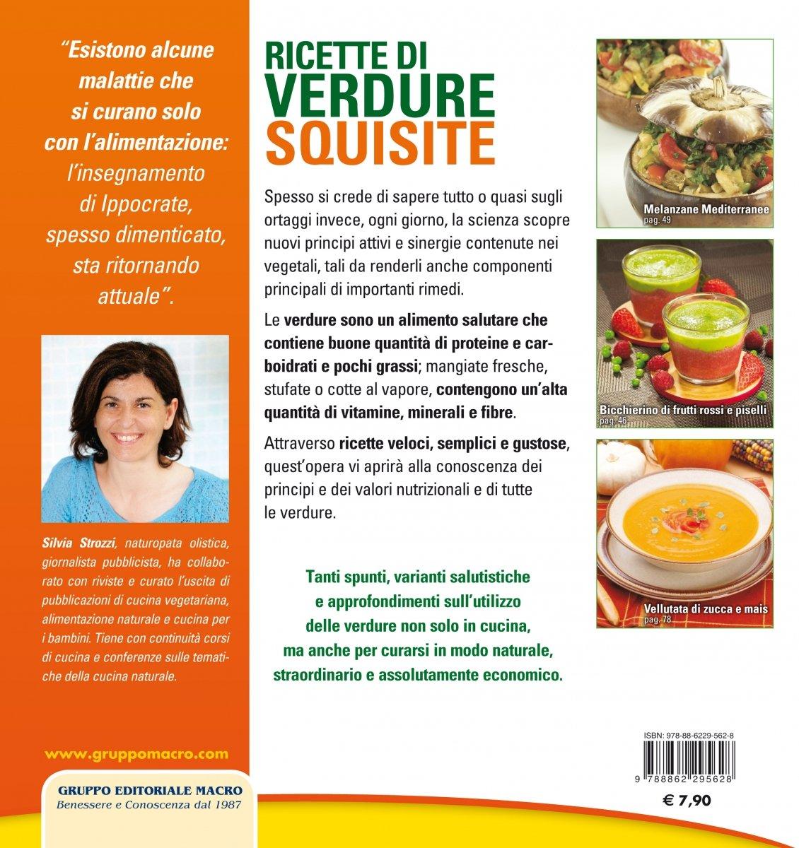 Ricette di verdure squisite libro di silvia strozzi for Per cucinare 94