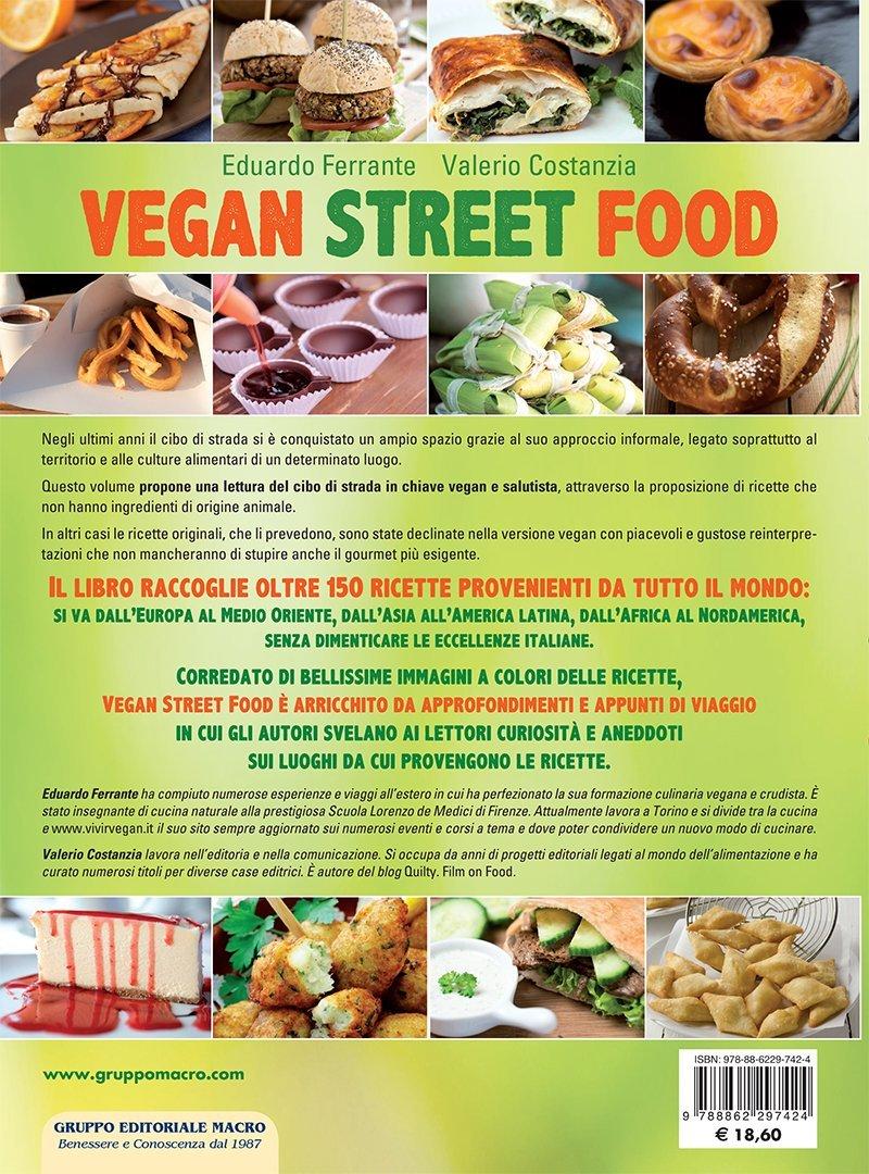 Disegno la cucina di eduardo : Vegan Street Food: ricette vegan dal mondo - Eduardo Ferrante ...