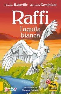 Raffi l'Aquila Bianca - Libro