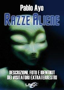 Razze Aliene - Libro