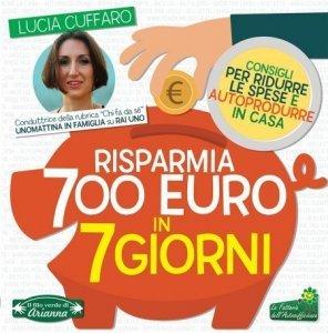 Risparmia 700 Euro in 7 Giorni USATO - Libro