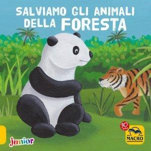 Salviamo gli Animali della Foresta - Libro