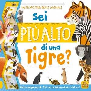 Sei più Alto di una Tigre? - poster