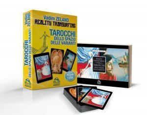 Tarocchi dello Spazio delle Varianti - Reality Transurfing - Libro + Carte