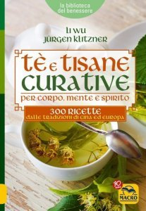 Tè e Tisane Curative NER - Libro
