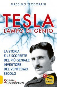 Tesla - Lampo di Genio - Libro