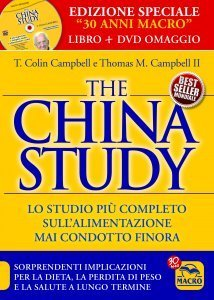 The China Study EDIZIONE SPECIALE 30 Anni + DVD Omaggio USATO - Libro