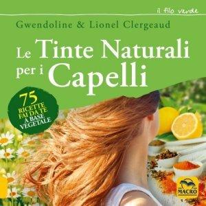 Tinte Naturali per i Capelli USATO - Libro