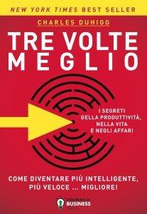 Tre Volte Meglio - Libro
