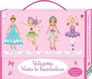 Valigetta Vesto le Bamboline - Libro