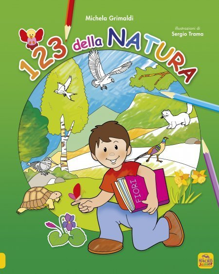 1 2 3 della Natura - Libro