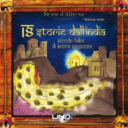 18 Storie dall'India - Libro