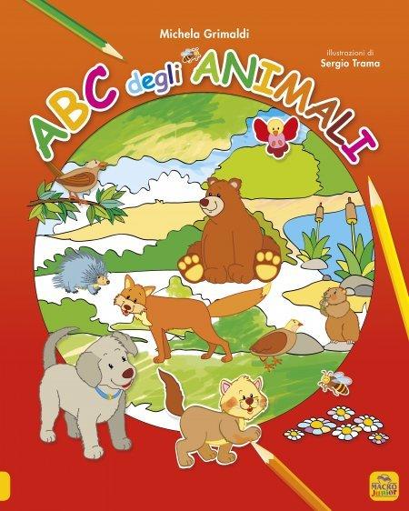ABC Degli Animali - Libro