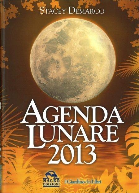 Agenda Lunare 2013 - Libro
