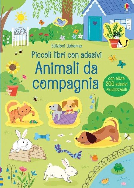 Animali da Compagnia - Libro
