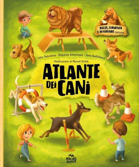 Atlante dei Cani - Libro
