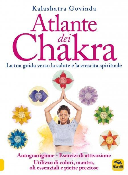 Atlante dei Chakra - Libro