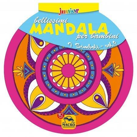 Bellissimi Mandala per Bambini 9 - Libro