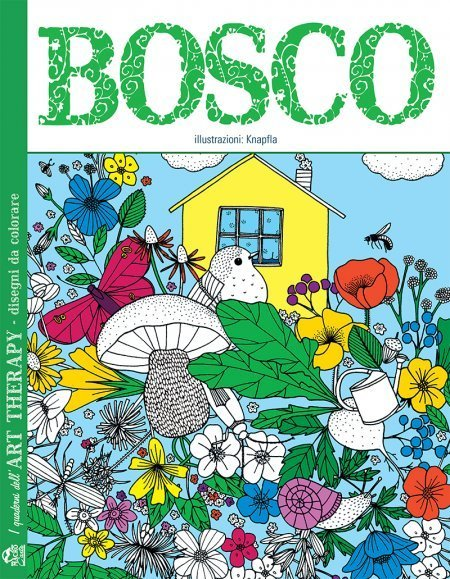 I Quaderni dell'Art Therapy - Bosco - Libro