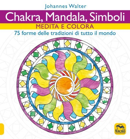 Chakra, Mandala, Simboli - Libro