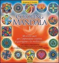 Coloring Mandala - Vol.1 - Libro