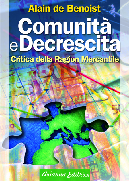Comunità e decrescita - Libro