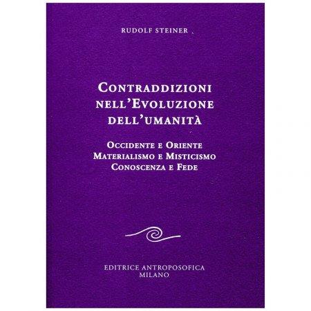 Contraddizioni nell'Evoluzione dell'Umanità - Libro
