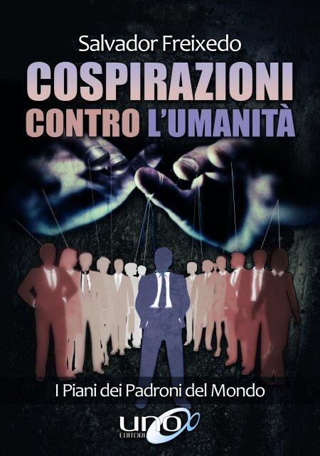Cospirazioni Contro l'Umanità - Libro