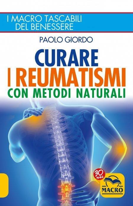 Curare i Reumatismi con Metodi Naturali - Libro