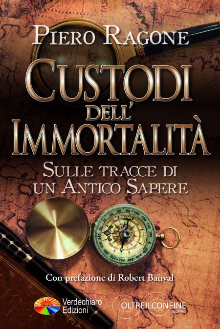 Custodi dell'Immortalità - Libro