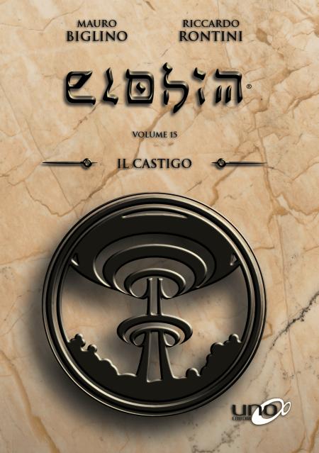Elohim - Il Castigo  N.15 - Libro