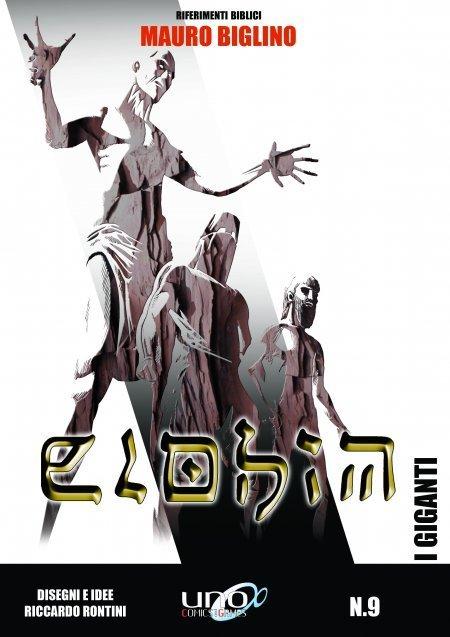 Elohim - I Giganti N.9 - Libro