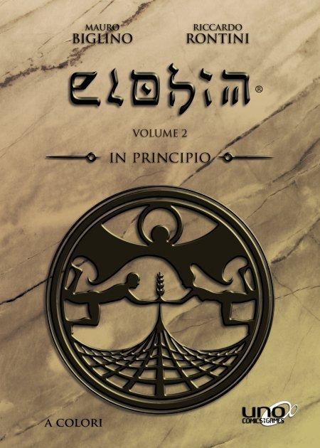 Elohim - In Principio - Vol.2 a Colori - Libro