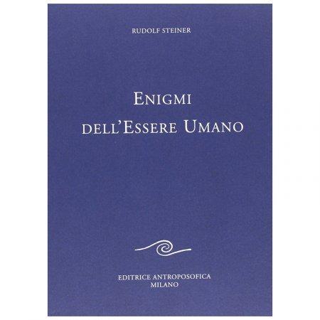 Enigmi dell'Essere Umano - Libro