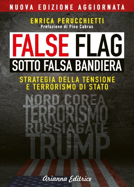 False Flag - Sotto Falsa Bandiera - Libro
