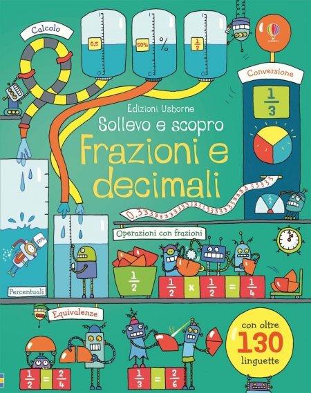 Frazioni e Decimali - Libro