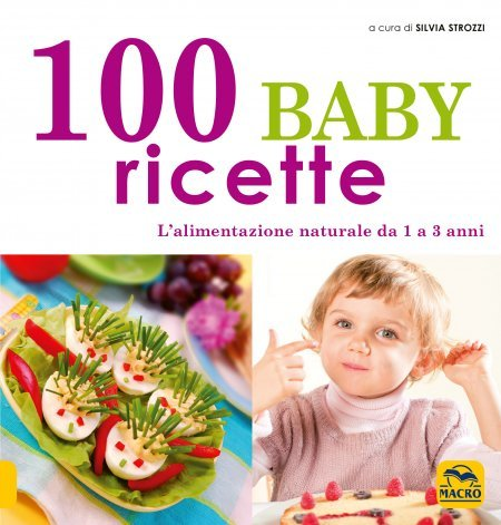 100 Baby Ricette - Libro