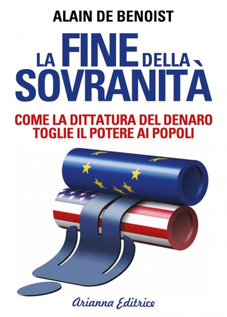 La Fine della Sovranità - Libro
