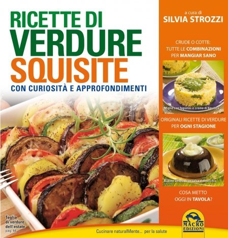 Ricette di verdure squisite - Ebook