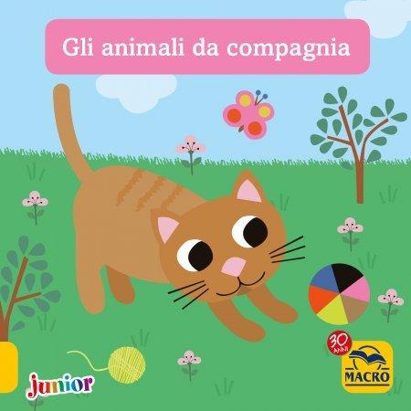 Gli Animali da Compagnia - Libro